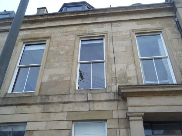 sash windows glasgow